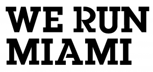 We Run Miami Logo