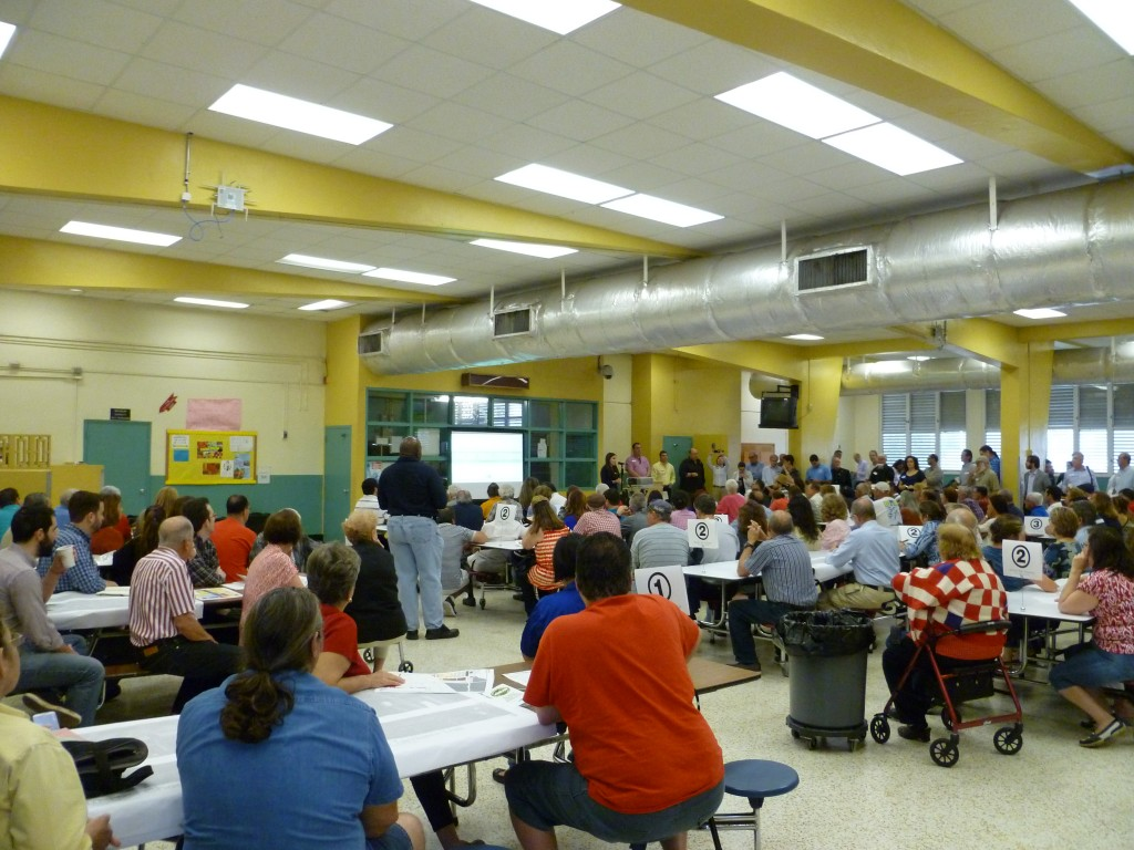 District 6 Charrette Workshop Feb. 28, 2015