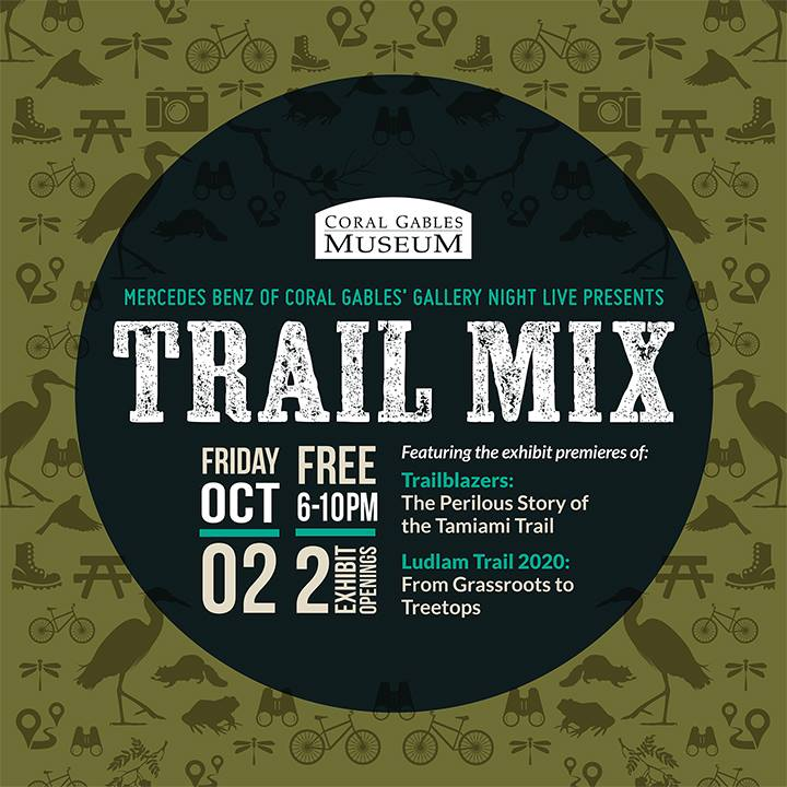 Trail mix flyer