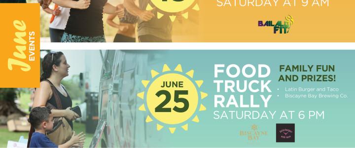 Announcing Ludlam Trail's Summer Series!